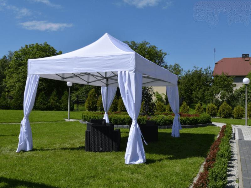 Garten: Sonnenschutz – Pavillons – Segel – Schirme