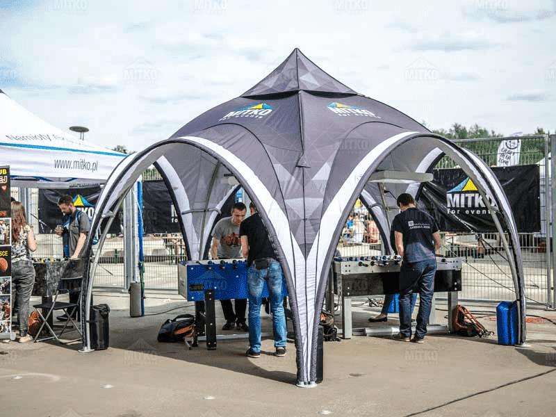 Kuppelzelte: Kuppelzelt Dome