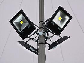 Zubehör Sternzelt LED Beleuchtung