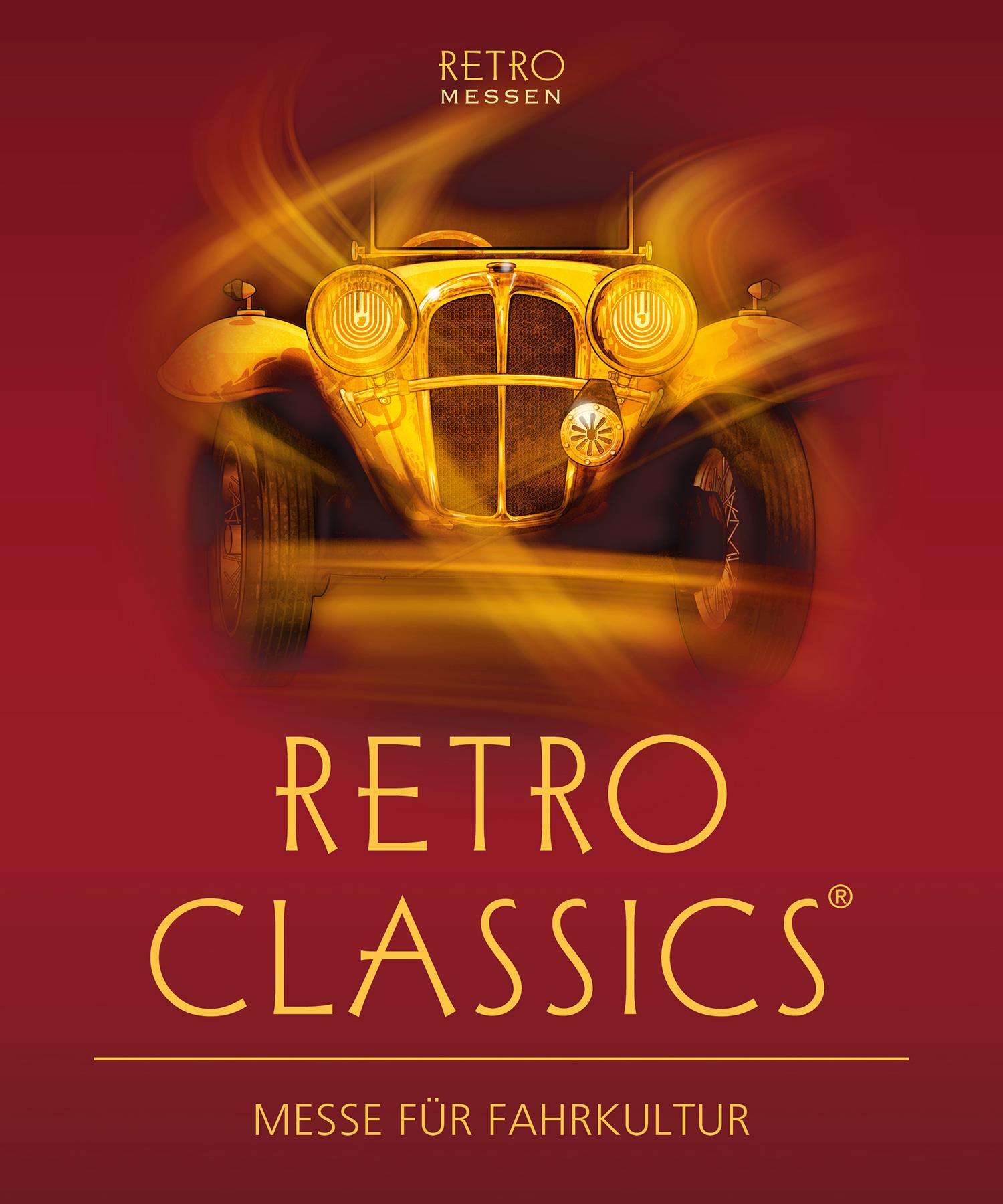 Wir stellen aus: Retro Classic Stuttgart